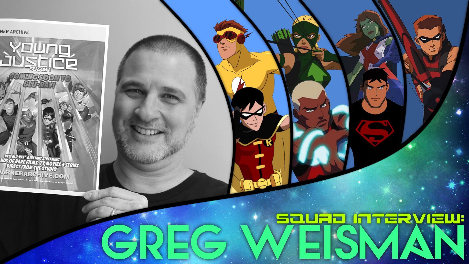 Toonami Squad Interviews: Greg Weisman