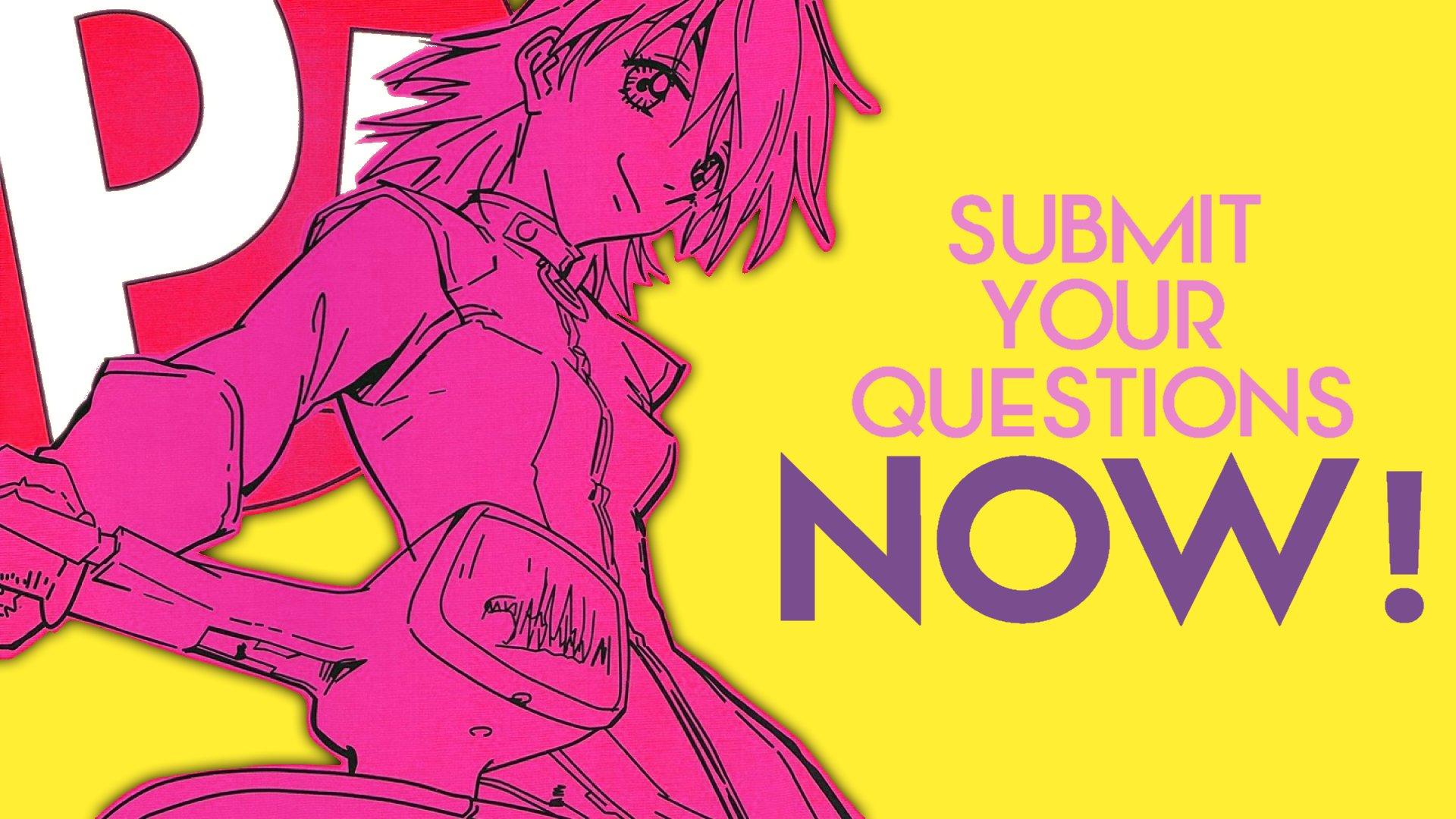 Announcement: Maki Terashima-Furuta Interview and Fan Questions
