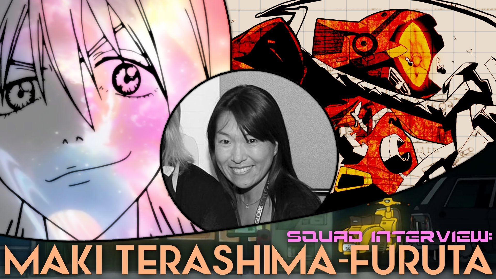 Toonami Squad Exclusive Interview: Maki Terashima Furuta