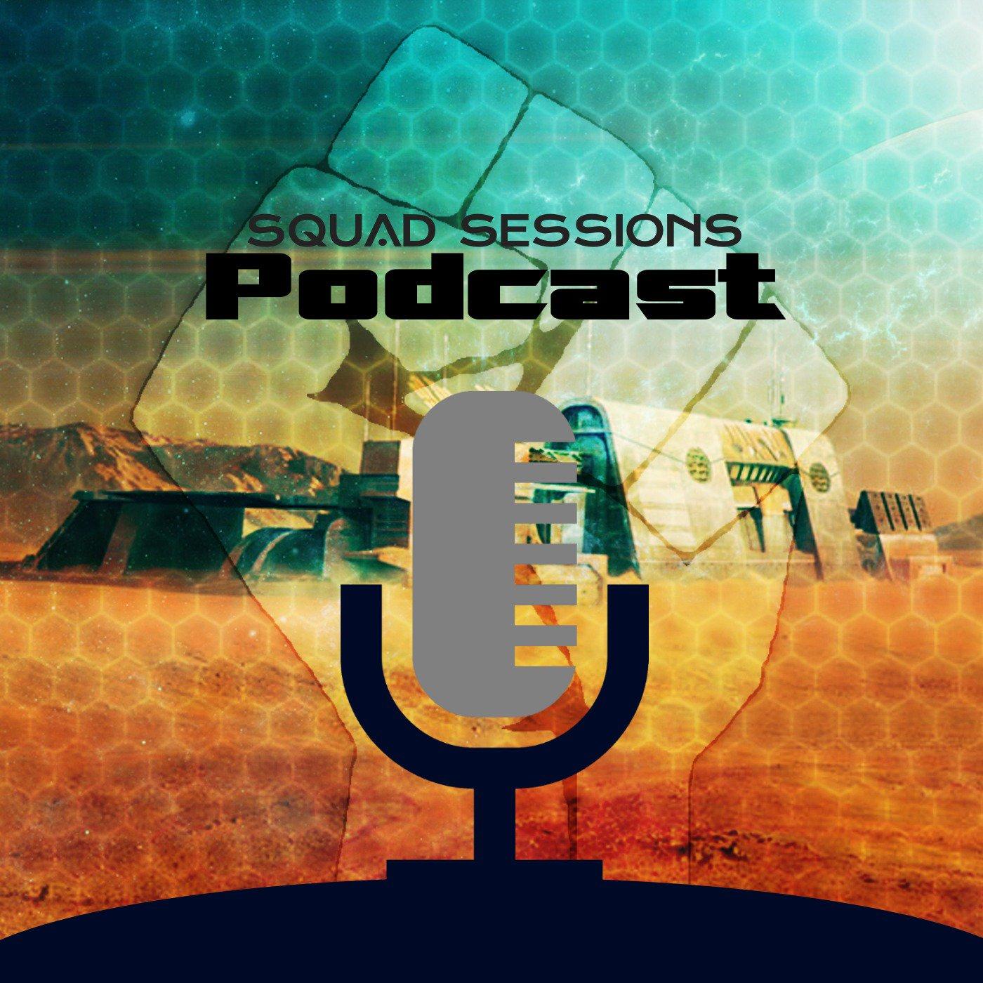 Toonami Squad Sessions Podcast Annoucment