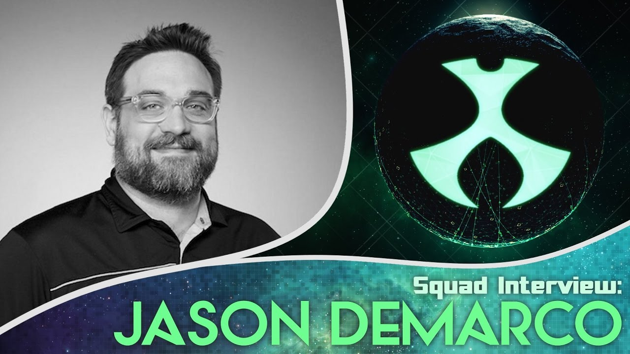Toonami Squad Exclusive Interview: Jason DeMarco