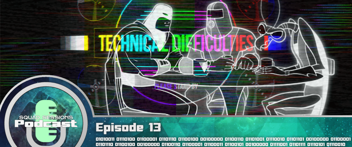 Toonami Squad Podcast Sessions: Eps.13 Down In Deep Difficulties & Deep EXXTTRRAA Bonus